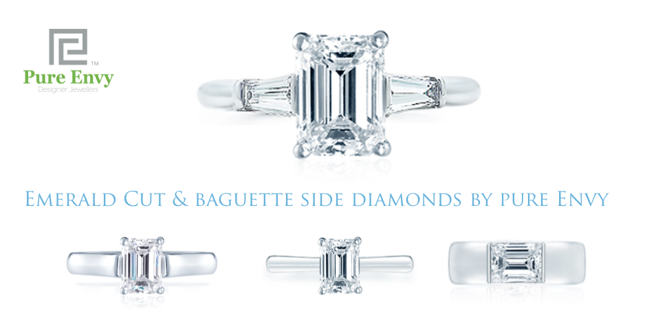 emerald-cut-diamond-ring-with-baguette-diamonds-by-www. pureenvy.com.au
