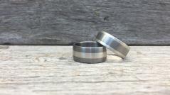 men's Titanium rings-1