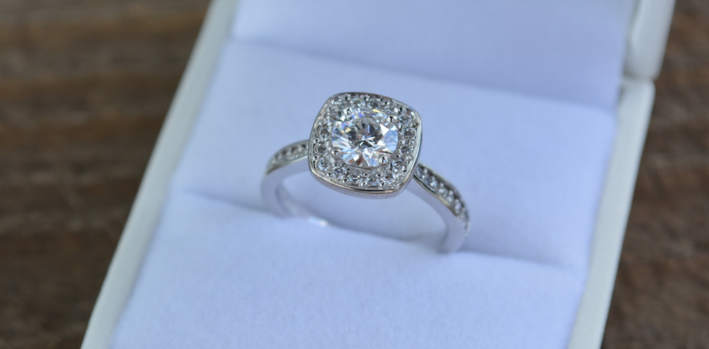 Image of an Engagement Ring from Pure Envy