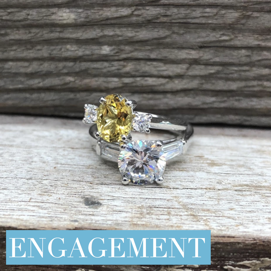 Image of a Pure Envy Engagement Ring