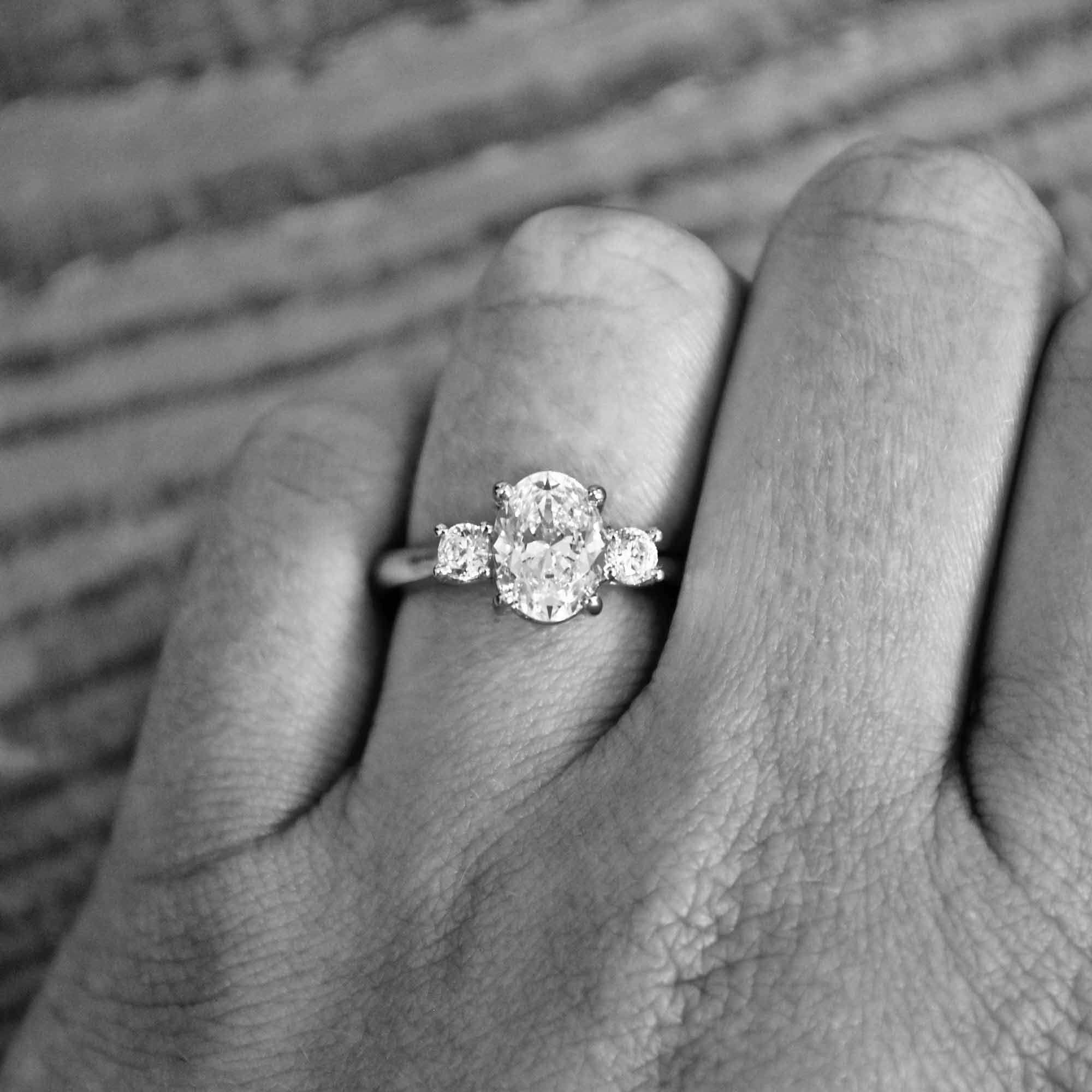 engagement jewellery