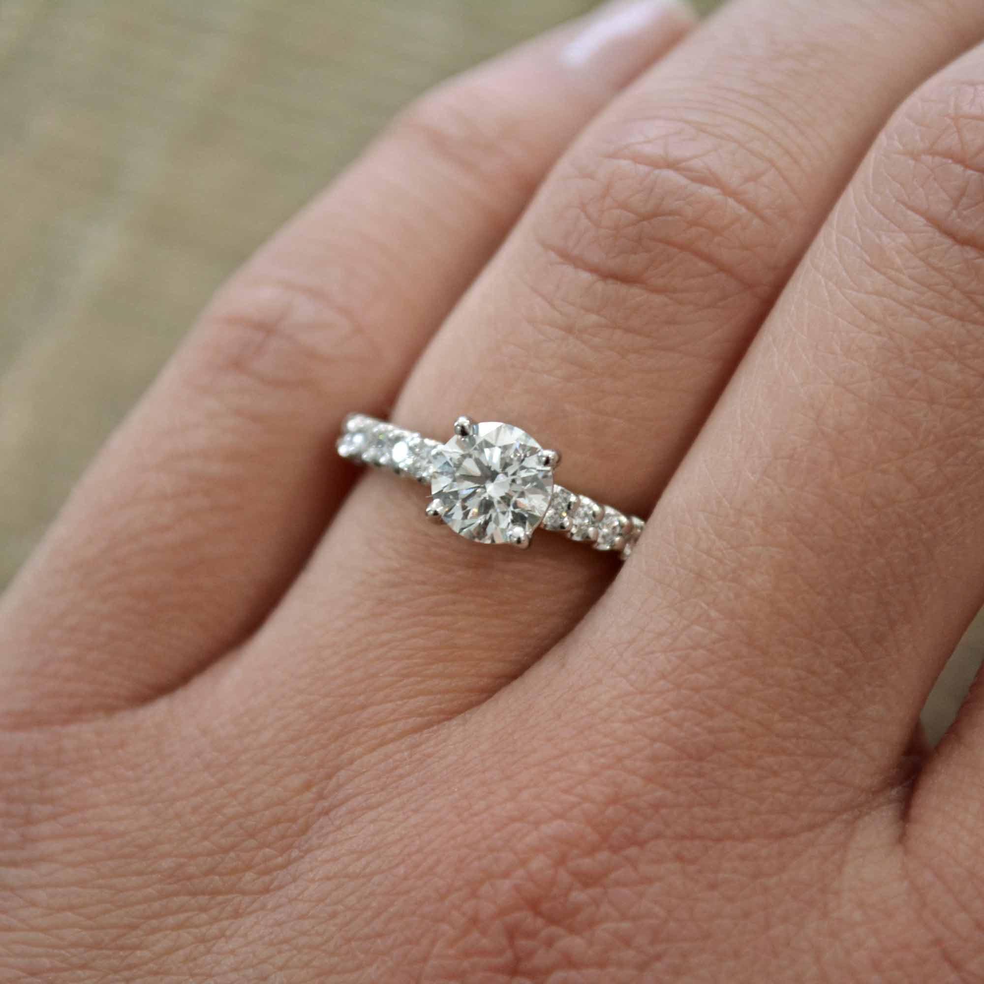 custom engagement rings online adelaide australia