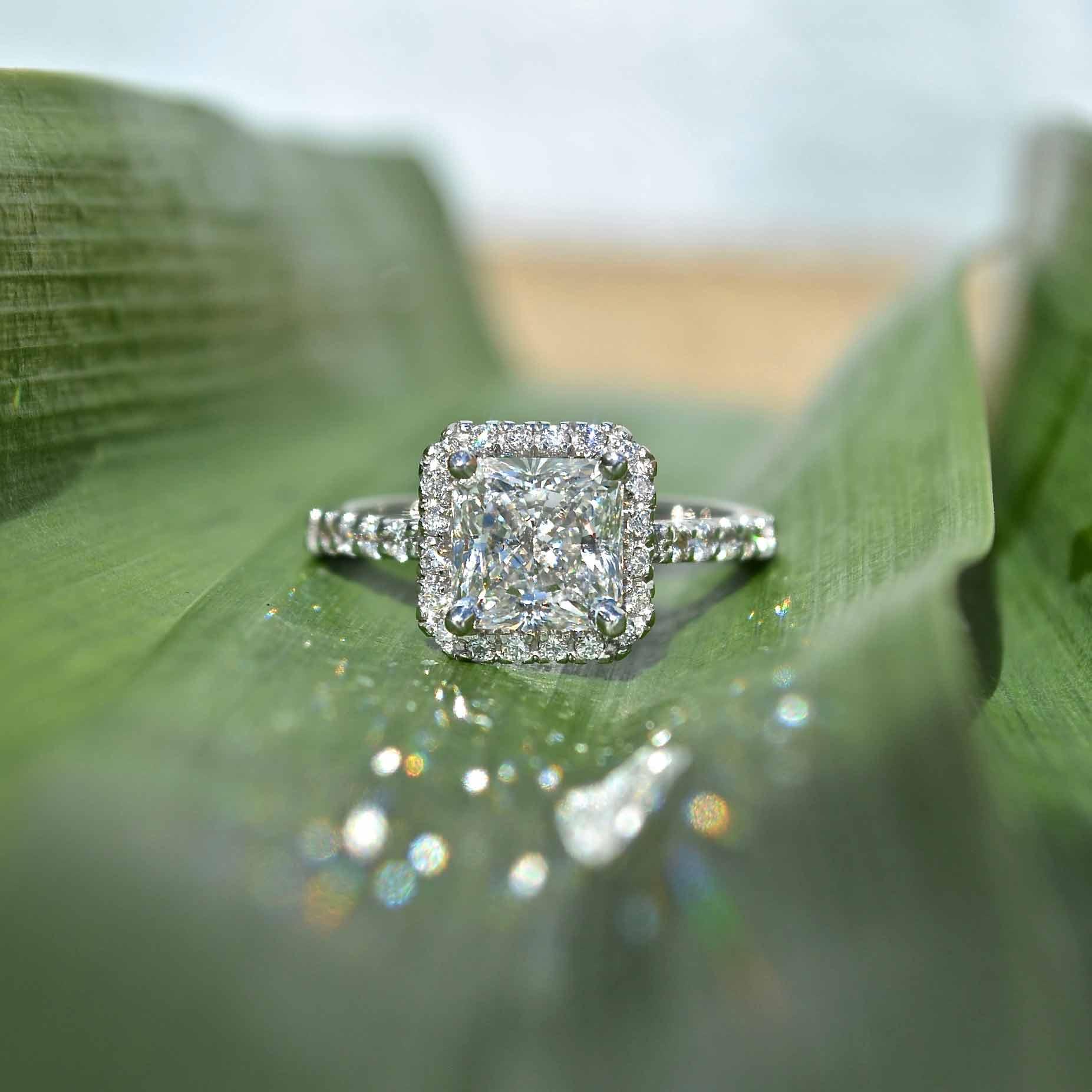 custom engagement ring adelaide australia