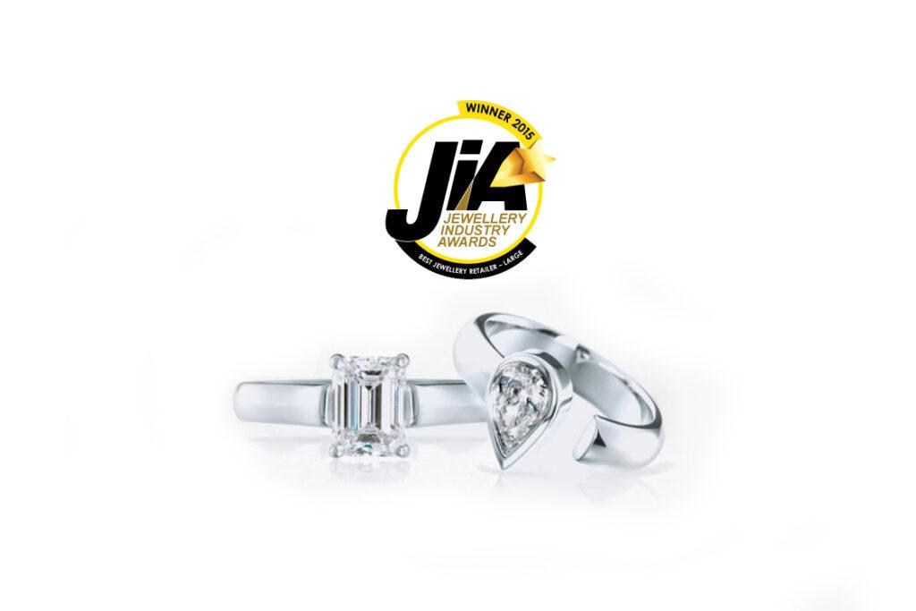 Winner of International Jewellery Industry Awards