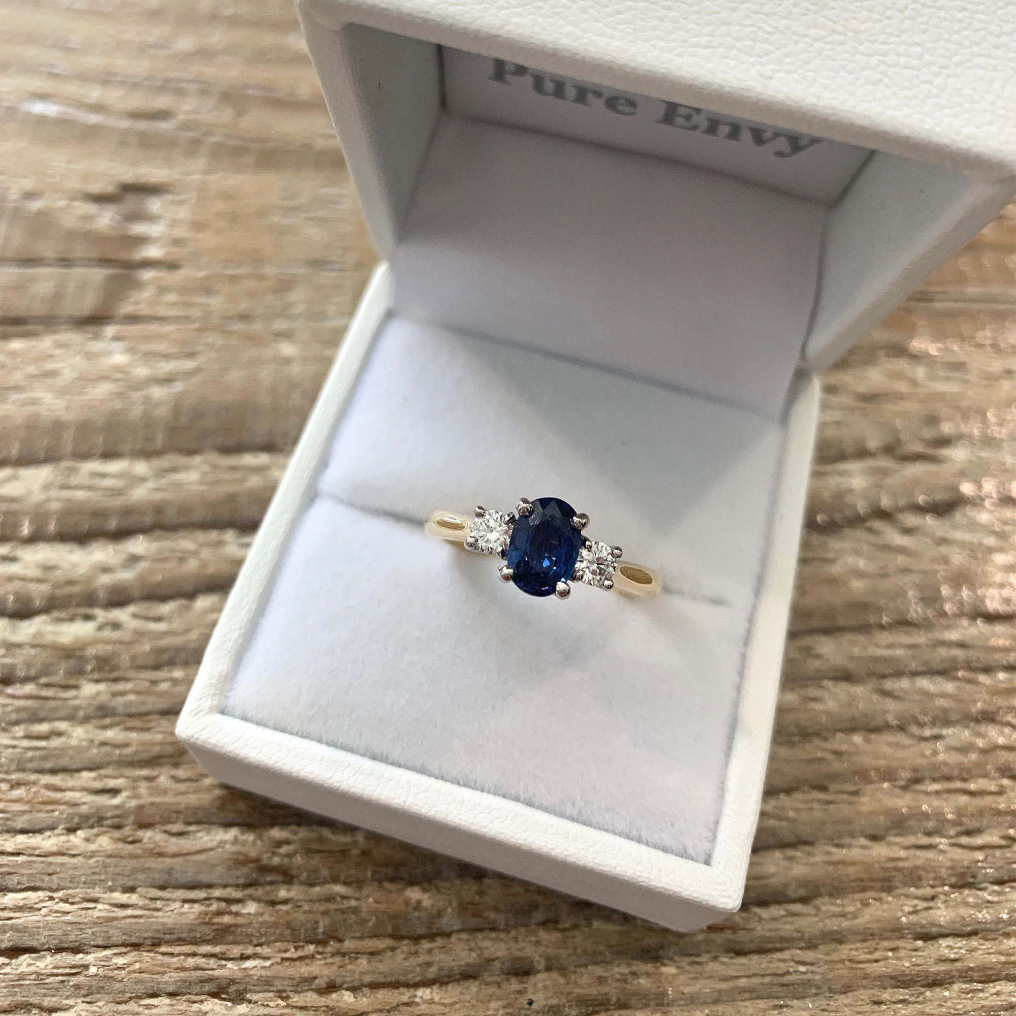 buy 3 stone rings online