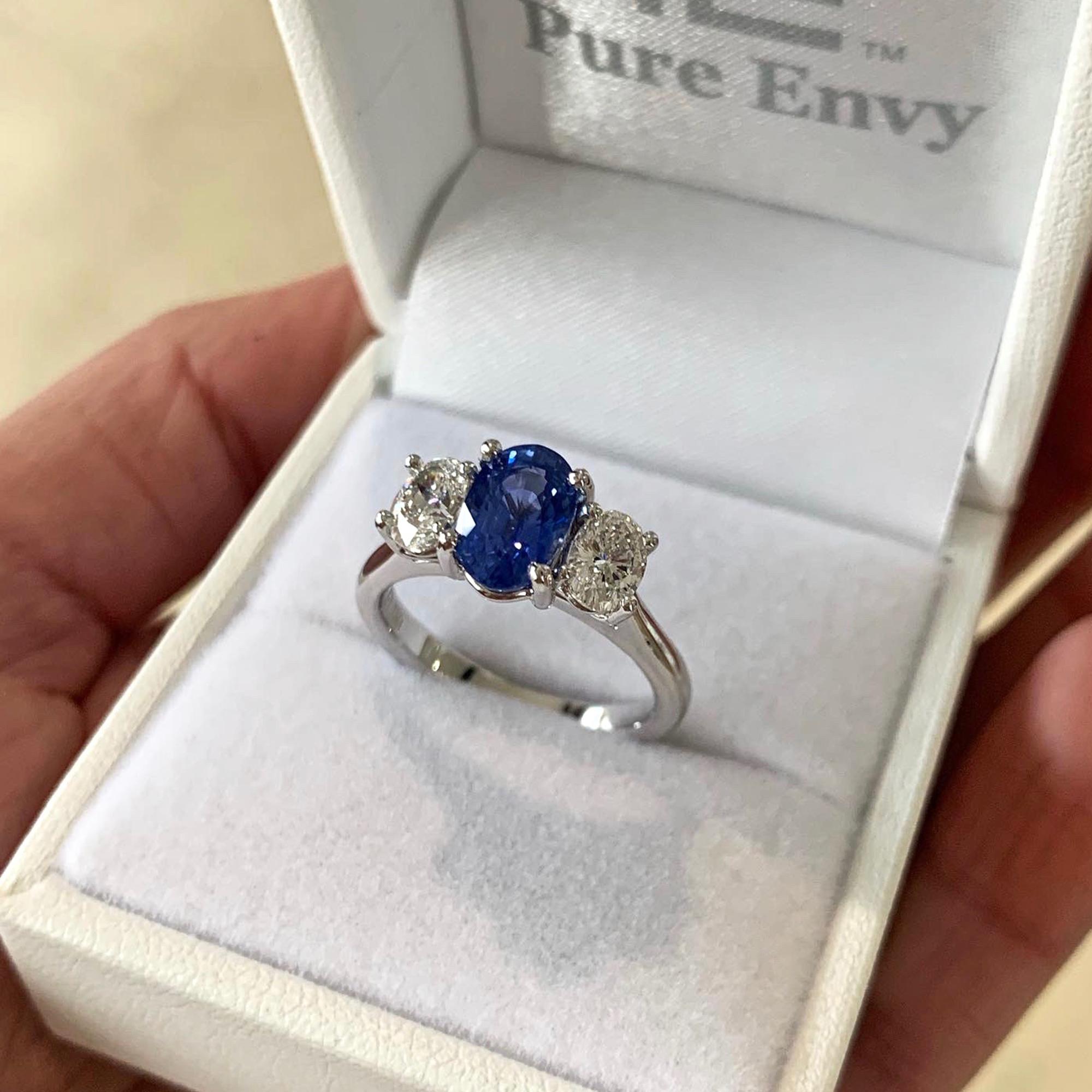 buy oval cut diamond rings online