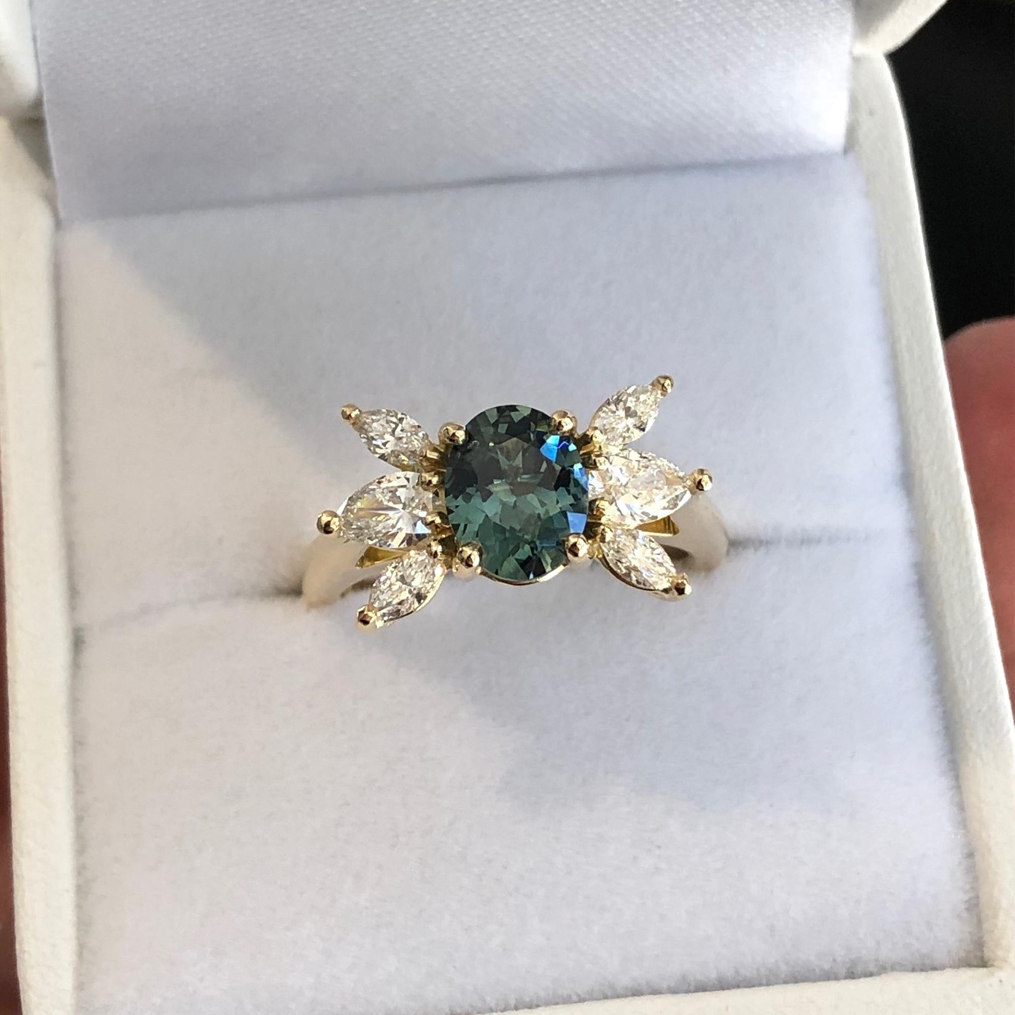 three stone engagement rings australia